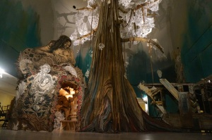 Submerged Motherlands by Swoon