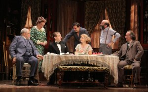 """""""You Can't Take It With You"""" at the Longacre Theatre"""
