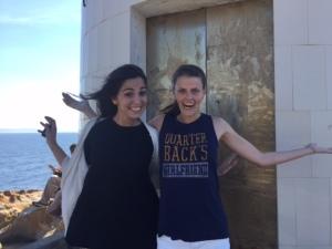 Sabela and Anna