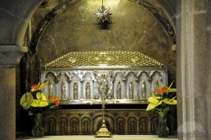 St. James tomb.